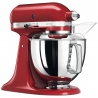 Robot pâtissier multi-fonctions Artisan 4.8 L Rouge Empire KITCHENAID 5KSM175PSEER