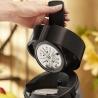 Machine à café à dosettes Senseo Original Noir Corbeau PHILIPS HD6554/61
