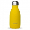 Bouteille isotherme Pop Jaune 260 ML QWETCH QD3118