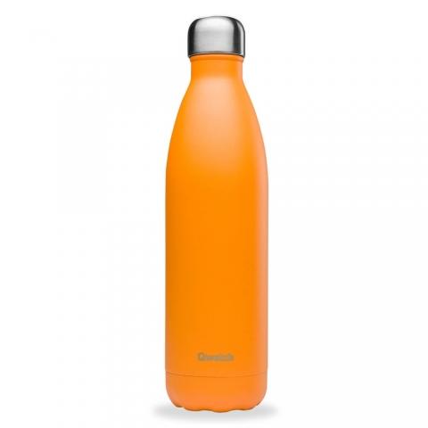 Bouteille isotherme Pop Orange 750 ML QWETCH QD3217