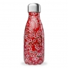 Bouteille isotherme Flowers Rouge 260 ML QWETCH QD3176