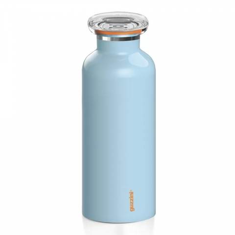Bouteille isotherme Energy S Bleu On The Go GUZZINI 116702134