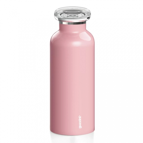 Bouteille isotherme Energy S Rose On The Go GUZZINI 11670235