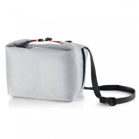 Sac isotherme Fashion&Go M Gris Mat On The Go GUZZINI 03290733