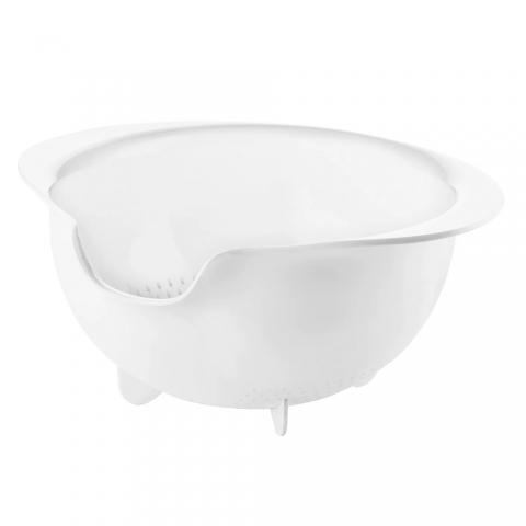 Passoire verseuse facile Blanc Kitchen Active Design GUZZINI 29950011
