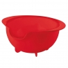 Passoire verseuse facile Rouge Kitchen Active Design GUZZINI 29950055