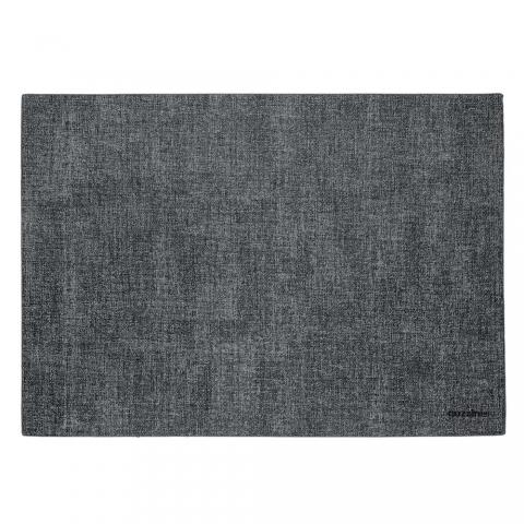 Set de table DoubleFace Fabric Tiffany Gris Anthracite GUZZINI 22609122