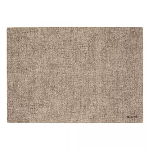 Set de table DoubleFace Fabric Tiffany Sable GUZZINI 22609139