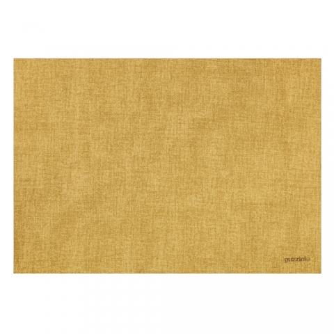 Set de table DoubleFace Fabric Tiffany Ocre GUZZINI 226091165