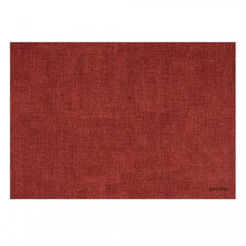 Set de table DoubleFace Fabric Tiffany Rouge GUZZINI 22609155