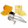 Moulin râpe à fromage inox TELLIER N3009X