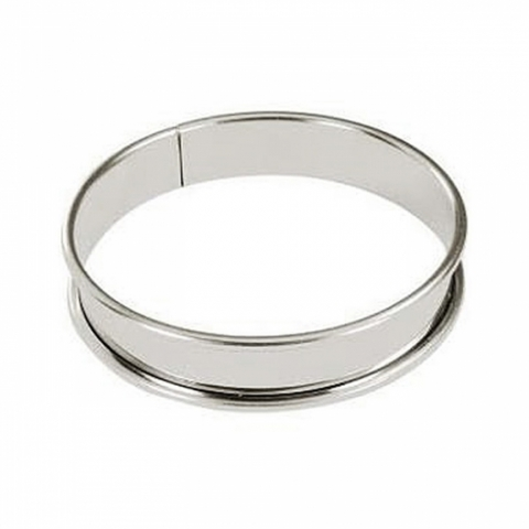 Cercle à tarte haut inox 20 CM GOBEL 834950