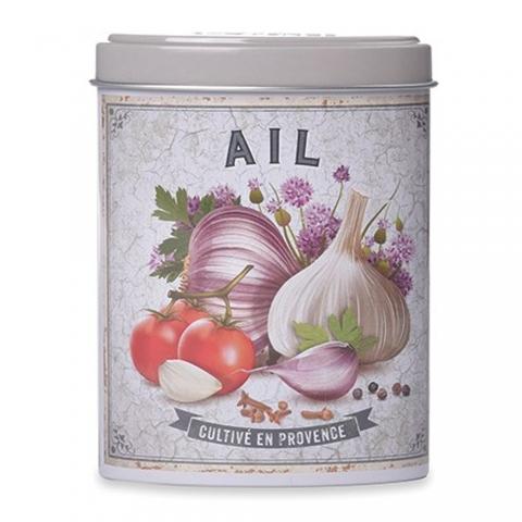Ail de Provence boîte saupoudreur 40 G ESPRIT PROVENCE PAM06
