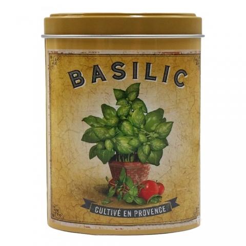 Basilic de Provence boîte saupoudreur 15 G ESPRIT PROVENCE PAM05