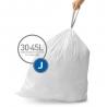 Sacs poubelle sur-mesure Code J 30-45 L X 20 SIMPLEHUMAN CW0169