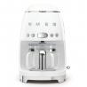 Machine à café filtre années 50' Blanc SMEG DCF02WHEU
