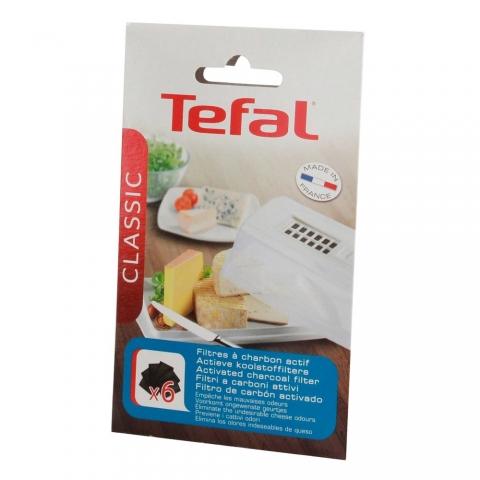 Filtre pour cave à fromage X 6 TEFAL
