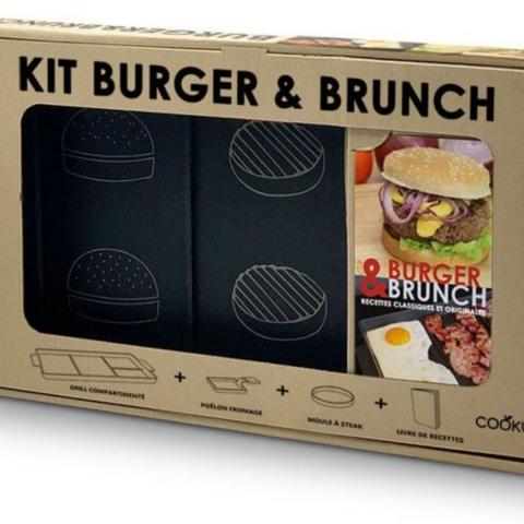 Kit Burger et Brunch COOKUT
