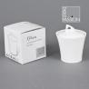 Sucrier Libra en porcelaine