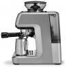 the Barista Touch - expresso & broyeur - SAGE - SES880BSS4EEU1 de profil