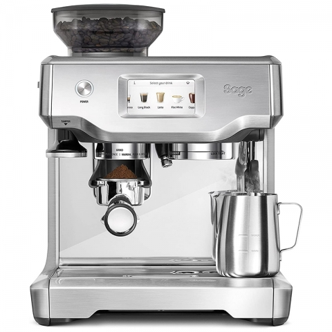 the Barista Touch - expresso & broyeur - SAGE - SES880BSS4EEU1