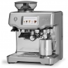 the Barista Touch - expresso & broyeur - SAGE - SES880BSS4EEU1 profil