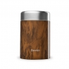 Boîte repas isotherme 650ml Wood QWETCH-1