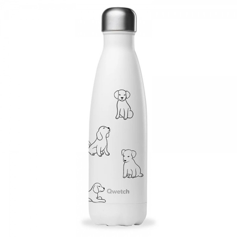 Bouteille isotherme chien 500 ML QWETCH QD3372-1