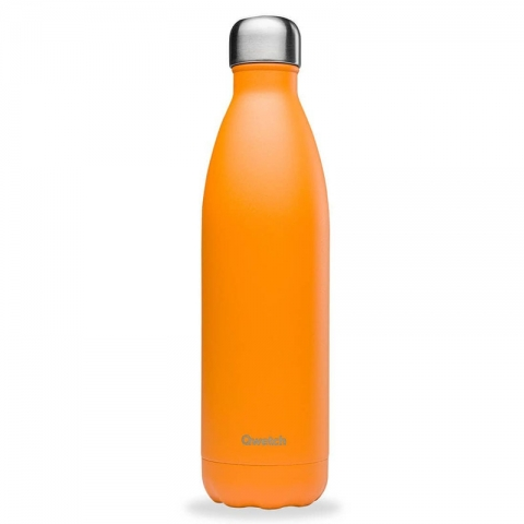 Bouteille isotherme Pop Orange 750 ML QWETCH QD3217-1