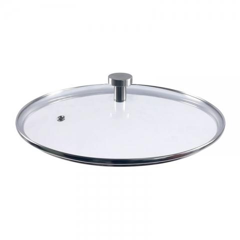 Couvercle en verre poêle COOKUT 24 cm MJPCOUV24