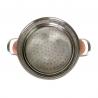 Couscoussier inox 24 CM cocotte COOKUT MJ24COUS-2