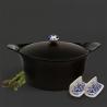 Ma jolie cocotte noire 28 cm COOKUT MAJ28NO 6-12 pers-2