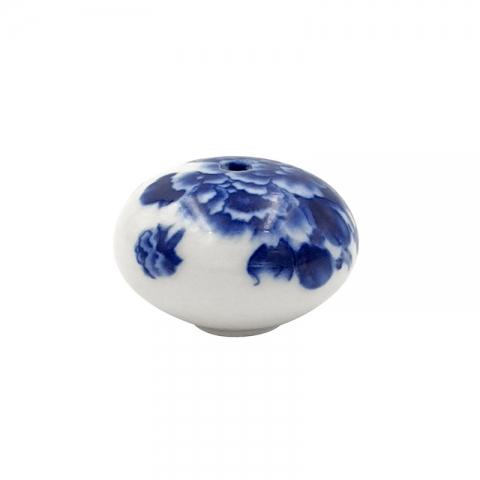 Poignée cocotte boule bleue COOKUT MJCP05