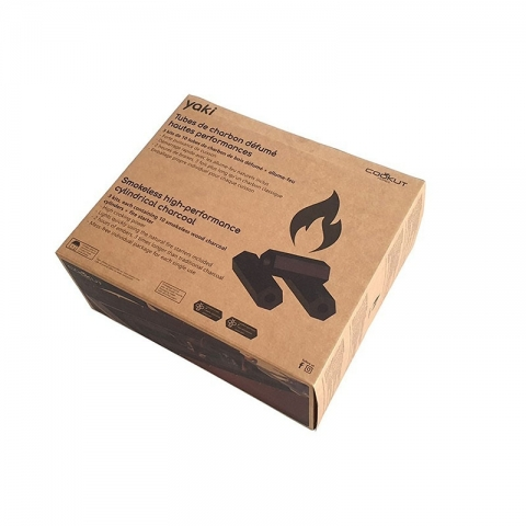 Kit charbon cuisson X3 COOKUT YAKICH-1