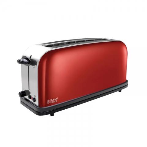 Toaster rouge long RUSSEL HOBBS RUH21391
