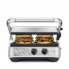 Grill plancha BBQ & Press plaques amovibles SAGE SGR700BSS4GEU1-1