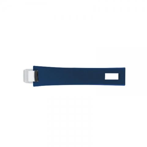Poignée encre bleu CRISTEL