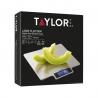 Balance numérique Taylor Pro  inox10 kg TAYLOR-3