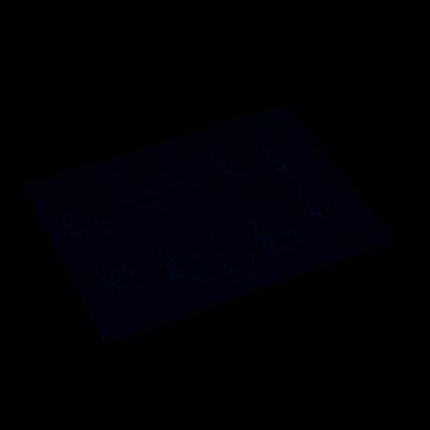 Plateau rectangulaire en ardoise ARTESA