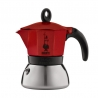 Cafetière italienne induction 3 tasses rouge BIALETTI 704127