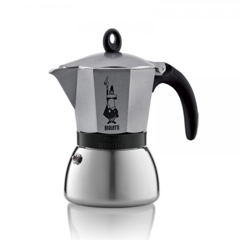 Cafetière italienne induction 6 tasses BIALETTI 704089