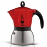 Cafetière italienne induction 6 tasses rouge BIALETTI 704128