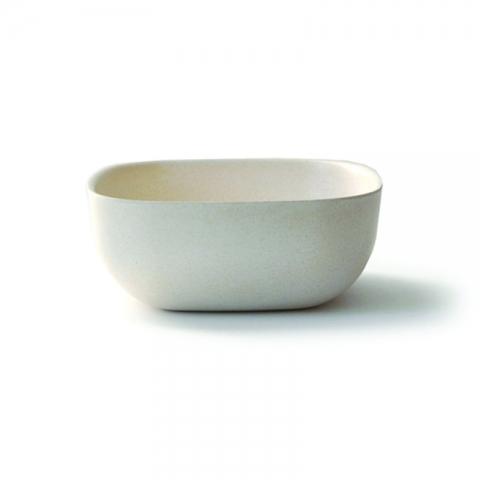 Bol en bambou 25cl blanc sencha crème EKOBO 09313-1