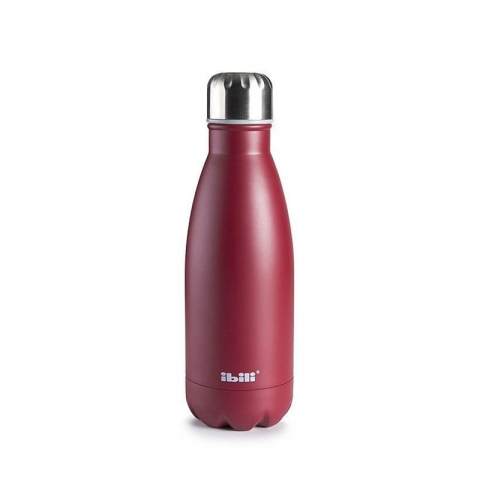 Bouteille isotherme rouge 350 ML ACCESS