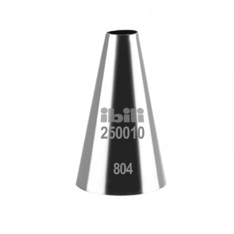 Douille inox ronde lisse 10mm IBILI 250010