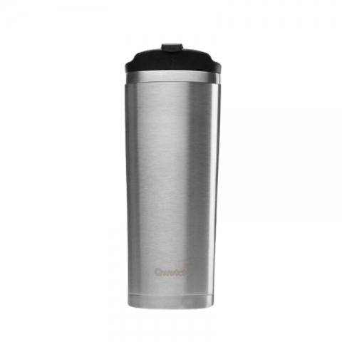 Mug isotherme Inox 470 ML QWETCH QM6000