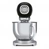 Robot pâtissier années 50 noir SMEG A1133525