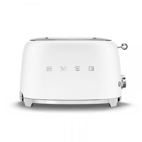 Grille pain 2T blanc mat SMEG TSF01WHMEU