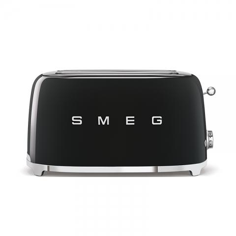 Grille pain 2T Baguette noir SMEG TSF02BLEU