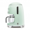 Machine à café filtre années 50' Vert d'eau SMEG DCF02PGEU-2